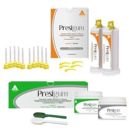 Presigum putty Kit Base+Catalyst/Normal Set